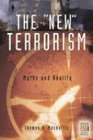 "The ""new"" Terrorism"