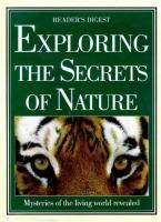 Reader's Digest Exploring the Secrets of Nature