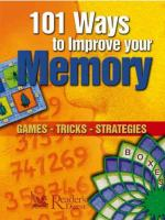101 Ways to Improve your Memory