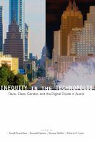 Inequity in the Technopolis