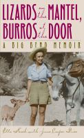 Lizards on the Mantel, Burros at the Door