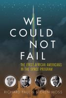 Cover of We Could Not Fail: The Fir
