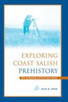 Exploring Coast Salish Prehistory
