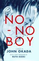 No-no Boy