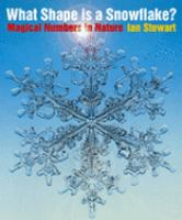 What Shape Is A Snowflake?