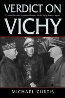Verdict on Vichy