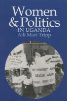 Women & Politics in Uganda