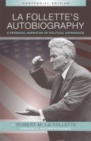 La Follette's Autobiography