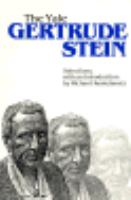The Yale Gertrude Stein