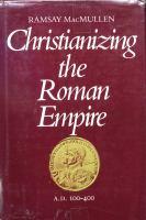 Christianizing the Roman Empire