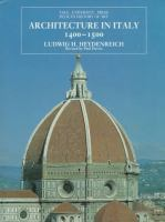 Architecture in Italy, 1400-1500