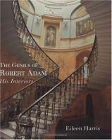 The Genius of Robert Adam