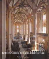 German Gothic Church Architecture