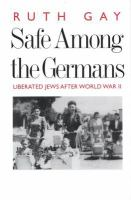 Safe Among the Germans