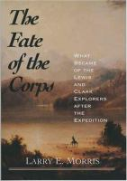 The Fate of the Corps