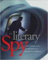 The Literary Spy