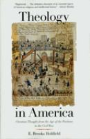 Theology in America