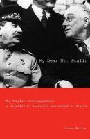 My Dear Mr. Stalin