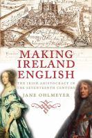 Making Ireland English