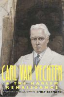 Carl Van Vechten and the Harlem Renaissance