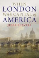 When London Was Capital of America