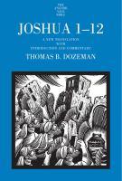 Joshua 1-12