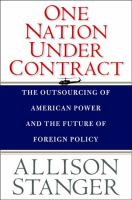 One Nation Under Contract