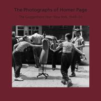 The Photographs of Homer Page