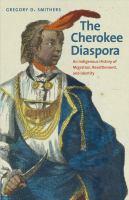 The Cherokee Diaspora