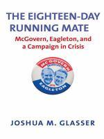 The Eighteen-day Running Mate