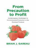 From Precaution to Profit