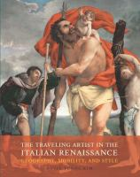 The Traveling Artist in the Italian Renaissance
