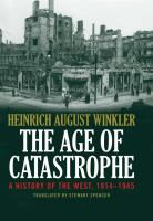 The Age of Catastrophe