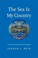 The Sea Is My Country