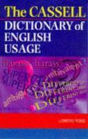 The Cassell Dictionary of English Usage