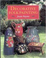 Decorative Folk Painting