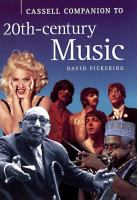 Cassell Companion to 20th-century Music