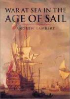 War at Sea in the Age of the Sail