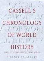 Cassell's Chronology of World History
