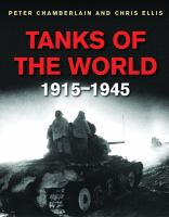 Tanks of the World, 1915-1945