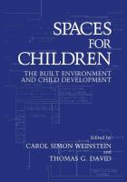 Spaces for Children