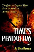 Time's Pendulum