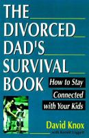 The Divorced Dad's Survival Book