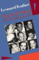 The Jazz Years