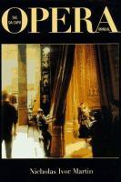 The Da Capo Opera Manual