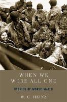 When We Were One