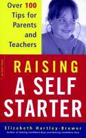 Raising A Self-starter