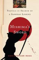 Mishima's Sword