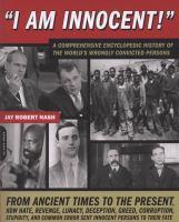 I Am Innocent!
