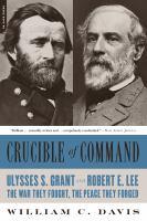 Crucible of Commmand